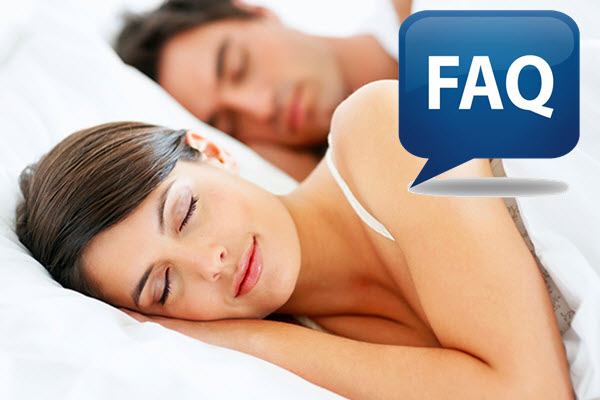 FAQ for Sleep Therapy Terminology